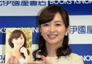 伊藤綾子妊娠?!妊婦画像徹底調査!二宮和也が妻が妊娠したと発表
