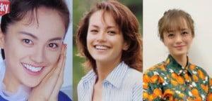 【2021年最新】牧瀬里穂の現在画像がきれいすぎてヤバい!50歳でも劣化しない美容法を調査!